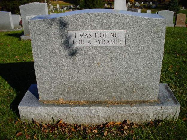 05 - Co si necháte vytesat na náhrobek Vy?