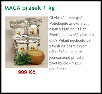 maca - Pozor na čínský česnek! Je vybělený chemií!