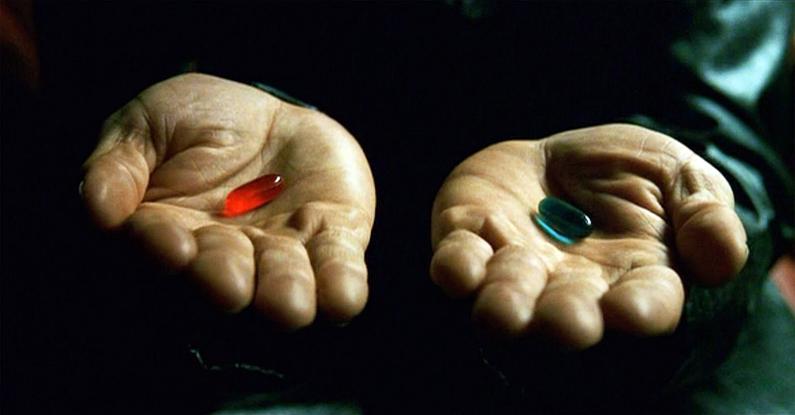 MatrixBluePillRedPill - Důvody pro zavedení nového světového pořádku