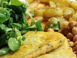 3c862f09f9d056ac84e39eab7fd0058c - Rychlý oběd: Tofu vhrašce a pečené brambory