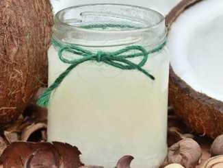Kokosový olej jako ochranný štít pro tělo.