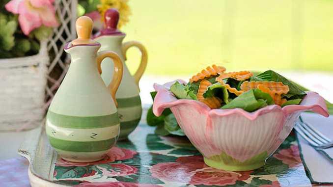 Ochlazující potraviny, bez kterých se vlétě neobejdete.
