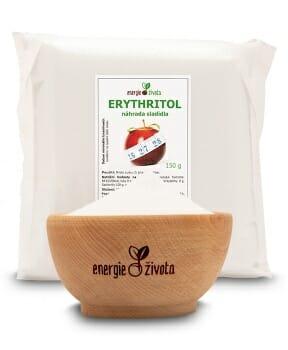 erythritol 150g - Přírodní sladidla, která jsou zdraví prospěšná