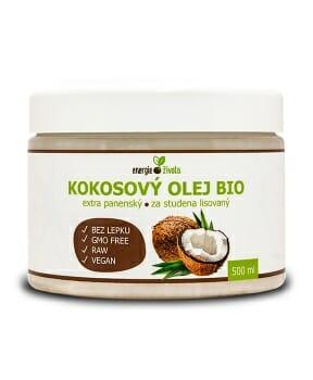 kokosovy olej 500ml - 101 způsobů použití kokosového oleje