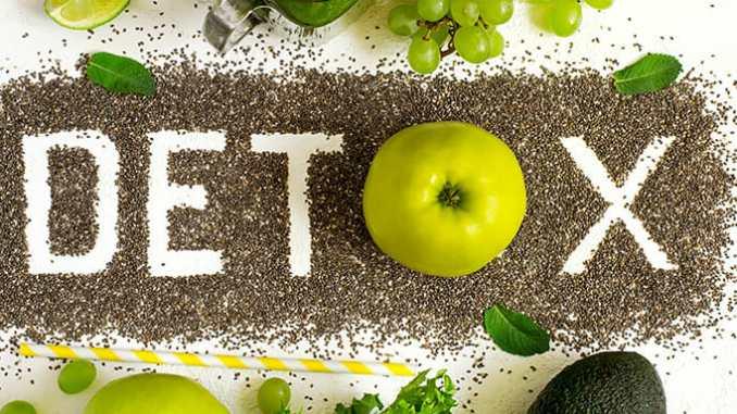 Podzimní detoxikace je stejně důležitá jako jarní.