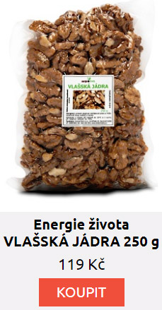 VLAŠSKÁ JÁDRA 250 g