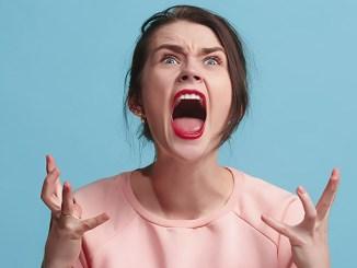 Hněv extrémně zatěžuje naše játra.