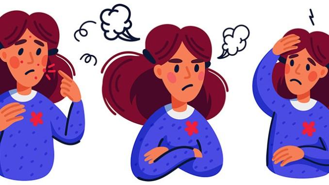 PMS syndrom: Jak se s ním vypořádat?