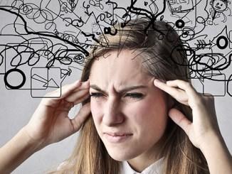 Myšlenky, které nechceme, mozek potlačuje.