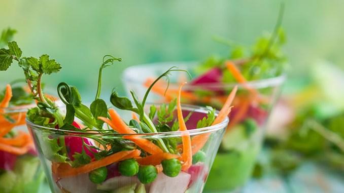 Jarní recepty plné živin a vitamínů.
