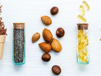 Omega 3 mastné kyseliny jsou důležité pro zdraví.