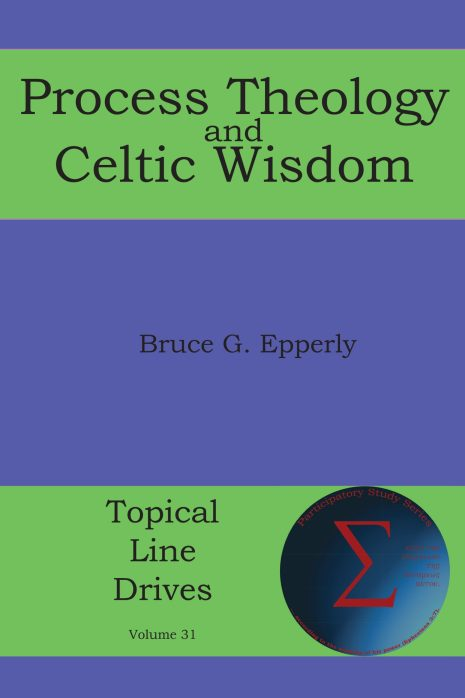 Process Theology and Celtic Wisdom Front Cover