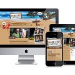 Smashed Pipi Cafe Bar Website Redesign