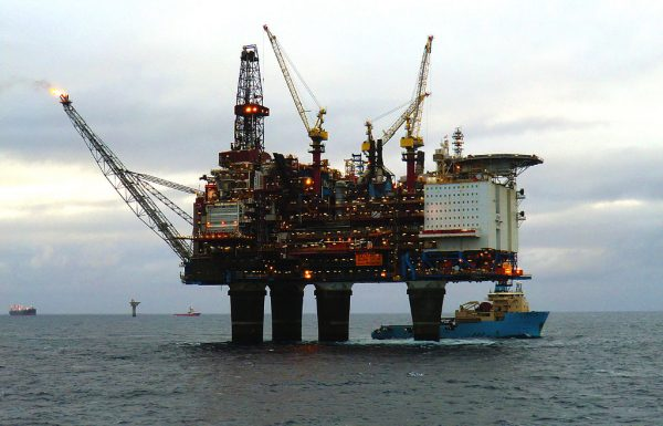 Equinor commissions offshore wind platforms