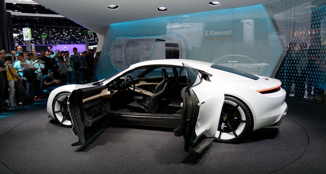 VW invests €20bn in battery boom