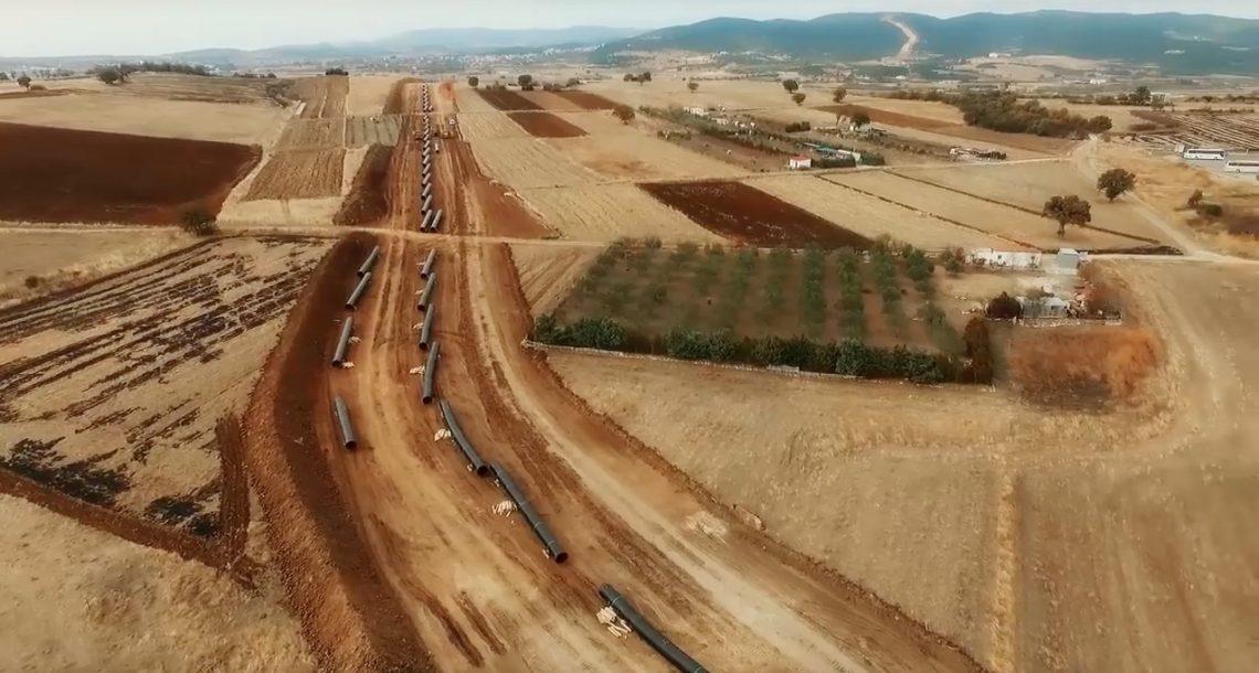 Azerbaijan and Turkey open vast pipeline link