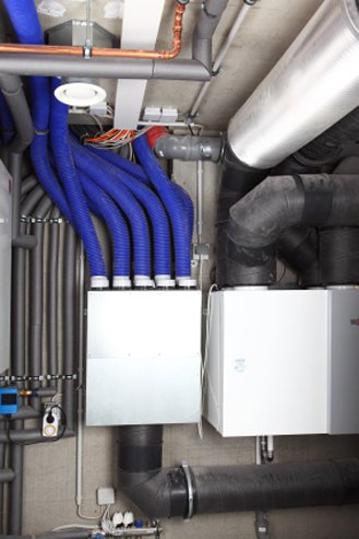 whole house ventilation department of