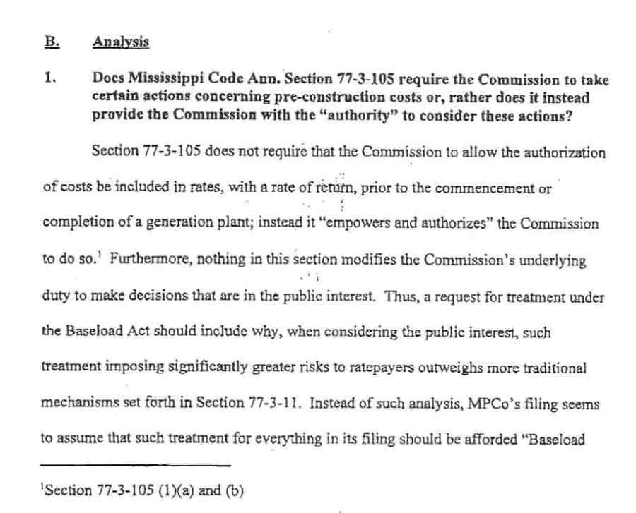 AG Motion April 2009