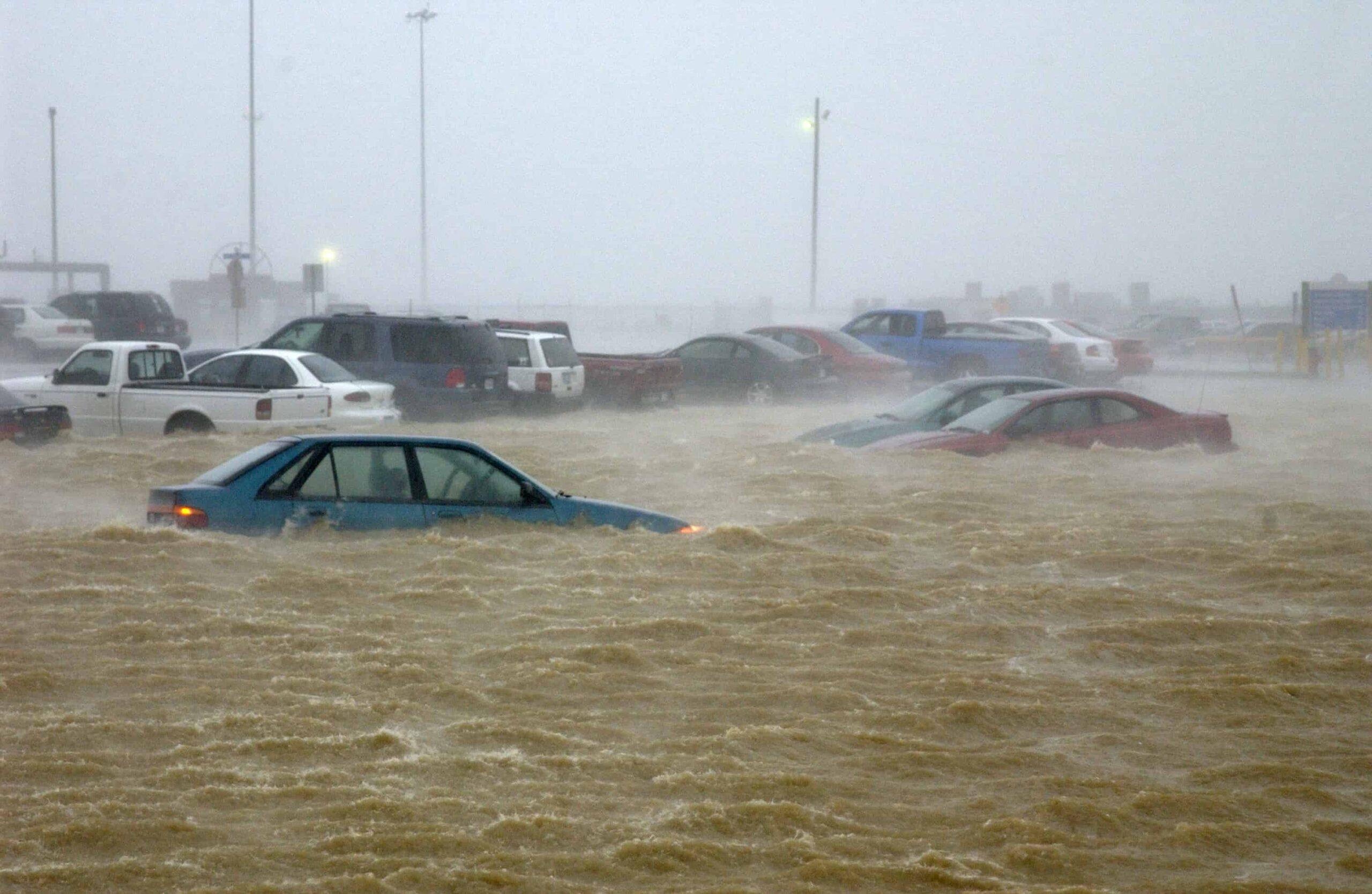 Flooding in Norfolk, VA