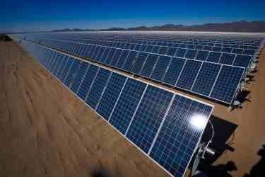 The Desert Renewable Energy Conservation Plan (DRECP)