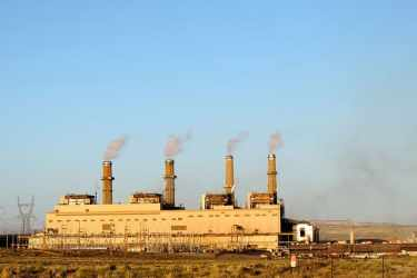 Hedge fund Acme Equities is attempting to buy the San Juan Generating Station, pictured here. Photo: Wild Earth Guardians
