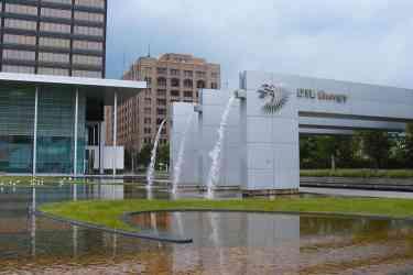 DTE Energy Headquarters Detroit Michigan