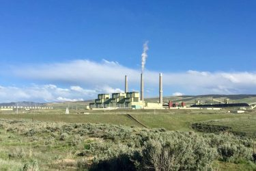 Tri-State Generation and Transmission Association Craig coal plant