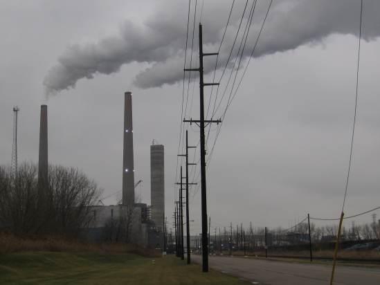 DTE Energy's Monroe Power Plant