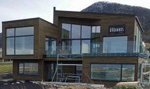 Norge Lavenergi Systemer och Energy Building