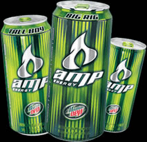 amp energy drink