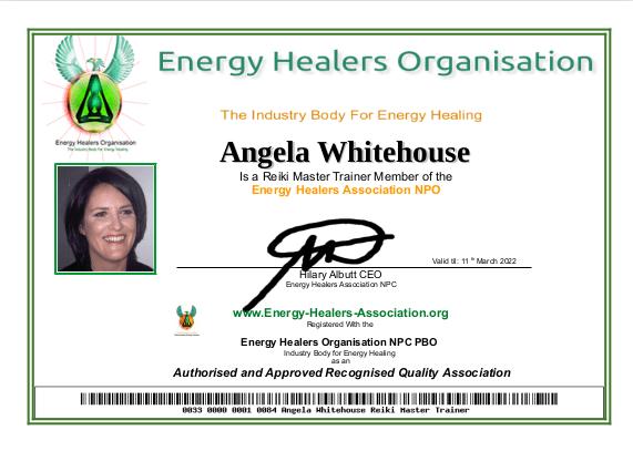 Angela Whitehouse