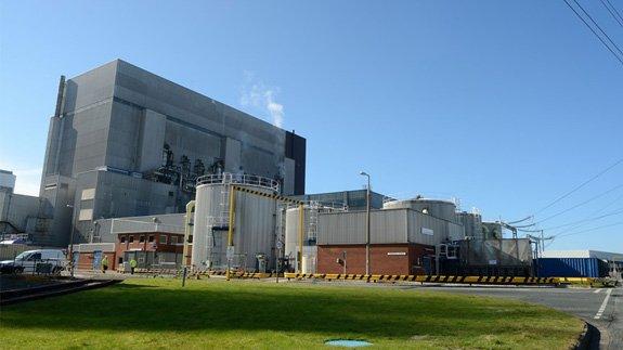Heysham 1 nuclear power station. Image: EDF Energy
