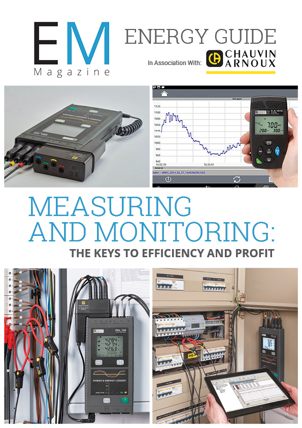 Energy Guide Measuring & Monitoring