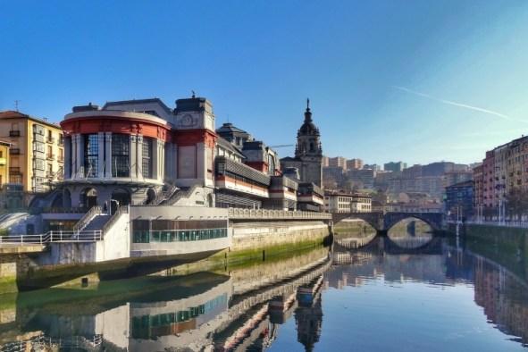 mejorar la calidad del aire de Bilbao