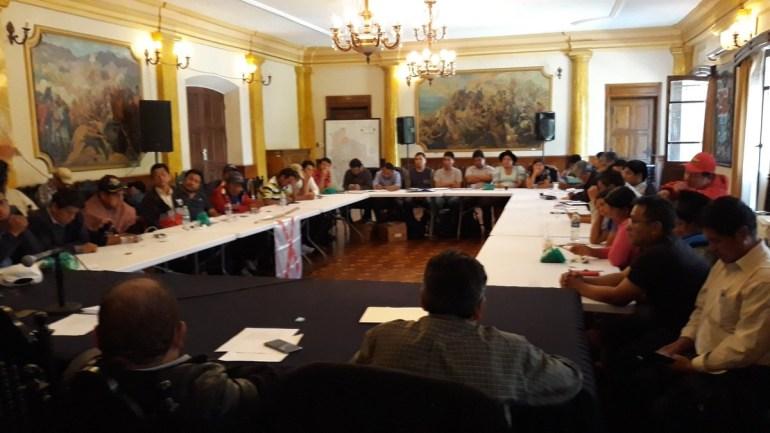 Incahuasi: Se reanuda el diálogo en Cochabamba – EnergyPress