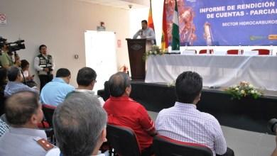 Photo of Rendición de Cuentas del sector hidrocarburos será el 14 de marzo en Yacuiba