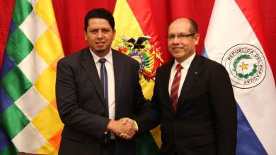 Photo of Bolivia y Paraguay firman contrato por 54.000 Tm/año de GLP