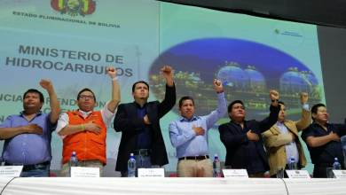 Photo of Hidrocarburos rindió informe con hincapié en exploración en Tariquía