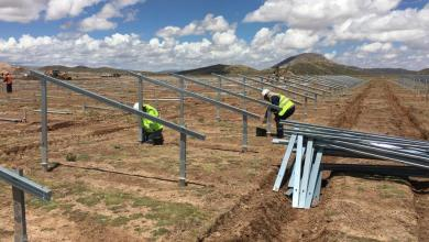 Photo of ENDE Guaracachi: Planta Solar de Oruro tiene un avance del 70%