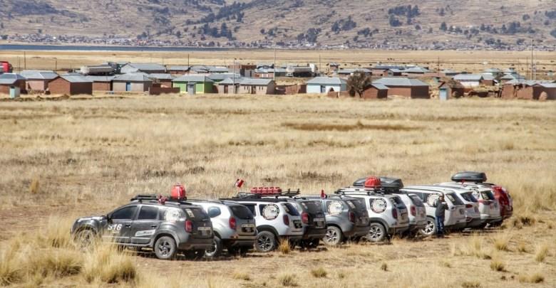 Photo of Renault Duster participa en la II Travesía Internacional
