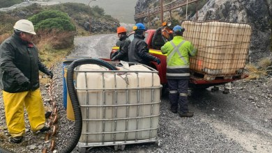 Photo of El derrame de 40.000 litros de diésel contamina la Patagonia chilena