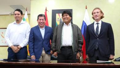 Photo of Acron y YPFB ratifican acuerdo de venta de gas para planta de urea en Brasil