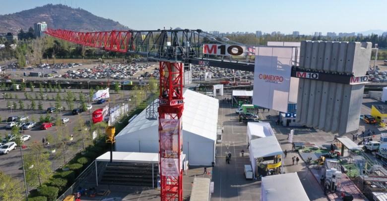 Photo of ConExpo Latinoamérica fue un éxito en Chile