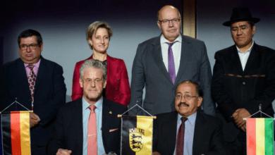 Photo of Alemania expresa su extrañeza por la cancelación de la empresa para el litio