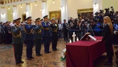 Photo of Añez renueva el Alto Mando Militar: Orellana reemplaza a Kaliman