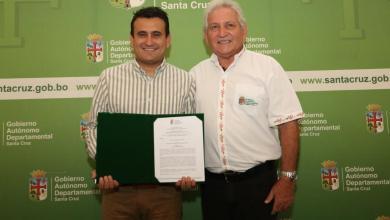 Photo of Rubén Costas presentó la Ley de Energía para Santa Cruz