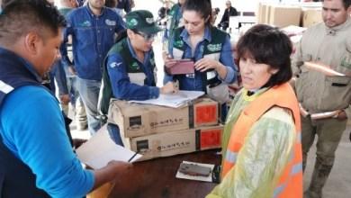 Photo of ANH entrega equipos a las familias afectadas en Tiquipaya