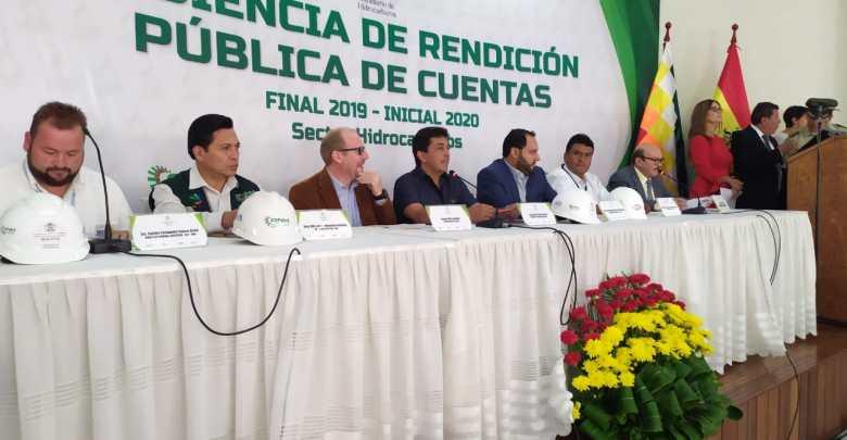 Photo of YPFB afina convenio con Emtagas para instalar redes de gas a domicilio en Tarija