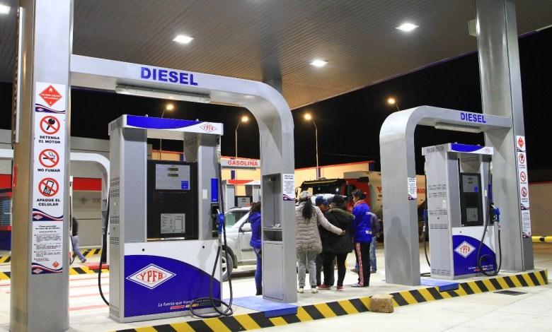 Photo of YPFB garantiza abastecimiento de combustibles en el periodo de lluvias