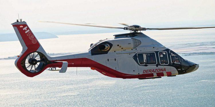 Photo of Derazona será el primer operador asiático del H160 para instalaciones de petróleo y gas